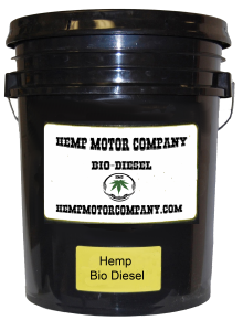 Hemp Biodiesel from Hemp Motor Company